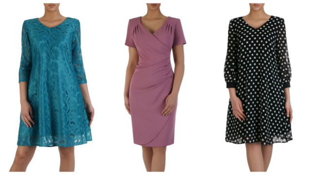 Wyszczuplające sukienki, czym się charakteryzują? Jak dopasować, szukać sukienki wyszczuplającej?